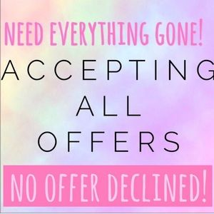 Accepting Lowball Offers!! 💜💜💜